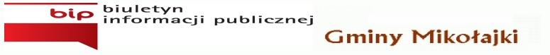 strona główna Biuletynu Informacji Publicznej www.bip.gov.pl
